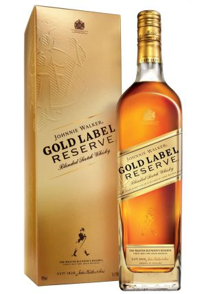 Johnnie Walker Gold_reserve